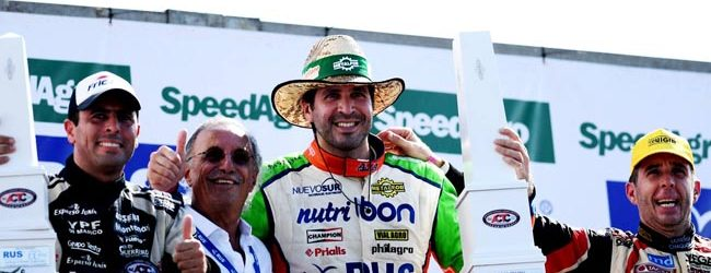 TC: Castellano ganó y sigue en la cima