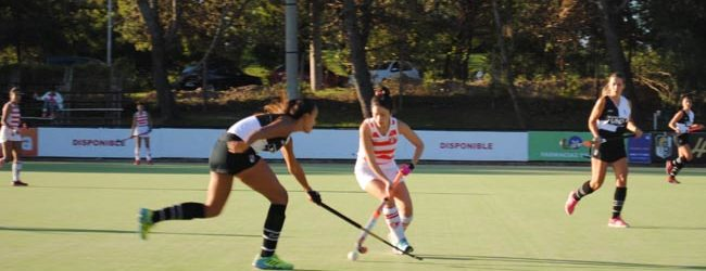 Hockey: CAE sigue prendido