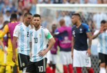 Argentina se despidió del Mundial