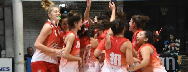 Provincial Femenino: Talleres tricampeón