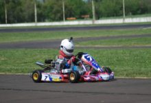 Hay campeón en el Karting Río Paraná