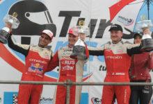 TN: Pezzini consiguió su segunda victoria
