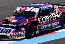 TC: Rossi lideró el viernes