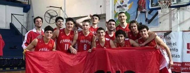 U19: Paraná, el monarca entrerriano