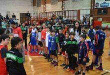 """El """"Día del Minibasquet"""" en Paraná"""