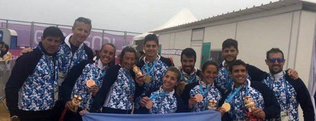 Lima 2019: Llegaron las medallas entrerrianas