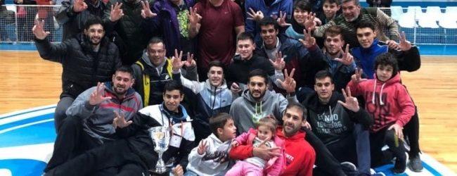 Entrerriano: La Paz tricampeón