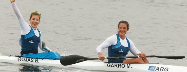 Magdalena Garro: «El objetivo era estar en el podio»