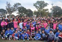 Patronato visitó al club Sportivo Urquiza