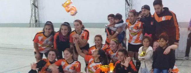 Futsal: ¡Pentacampeón!