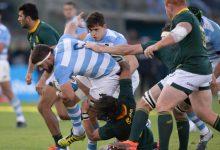 RC: Perdieron los Pumas y festejó Sudáfrica