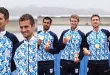 Lima 2019: Medallas en el agua