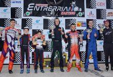 Pasó la sexta del Karting en Villaguay