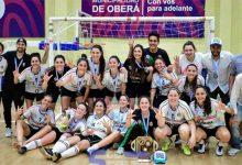 Futsal: Paraná subió al podio