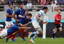 RWC: Caída ante Francia en el debut