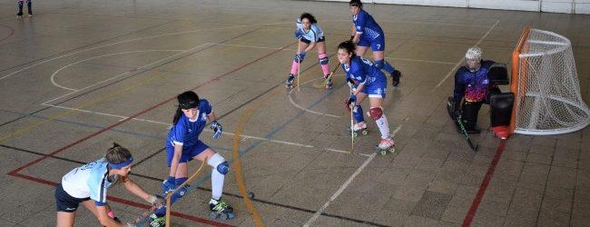 Hockey s/patines: Rowing, cuarto en el Argentino de Cadetes