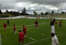 Práctica sin fútbol
