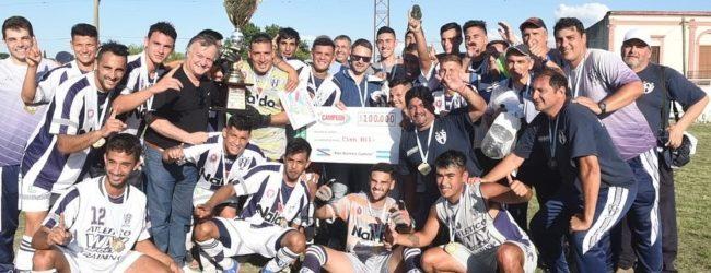 Copa Entre Ríos: Atlético Uruguay campeón