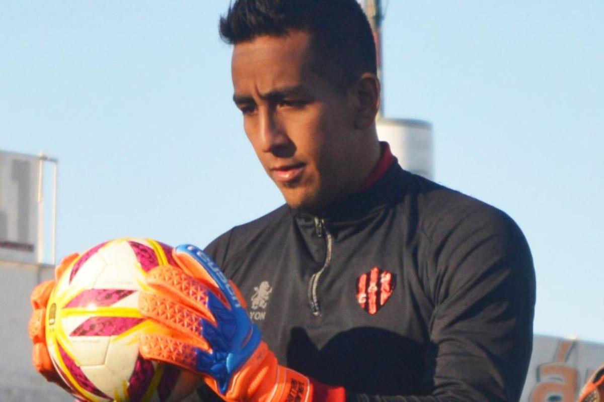 Matías Ibáñez jugará en Patronato