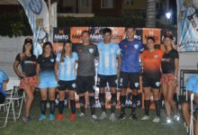 TR: Belgrano presentó plantel e indumentaria