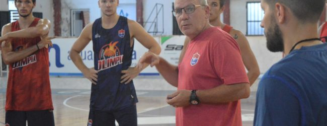 TF: Olimpia regresó a los entrenamientos