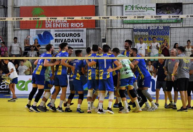 La Liga de Voleibol Argentina conoce sus participantes