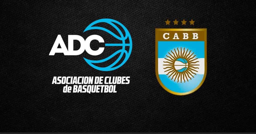 AdC y CABB suspenden Liga Argentina y Torneo Federal