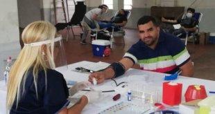 Donar sangre, la campaña de los clubes paranaenses