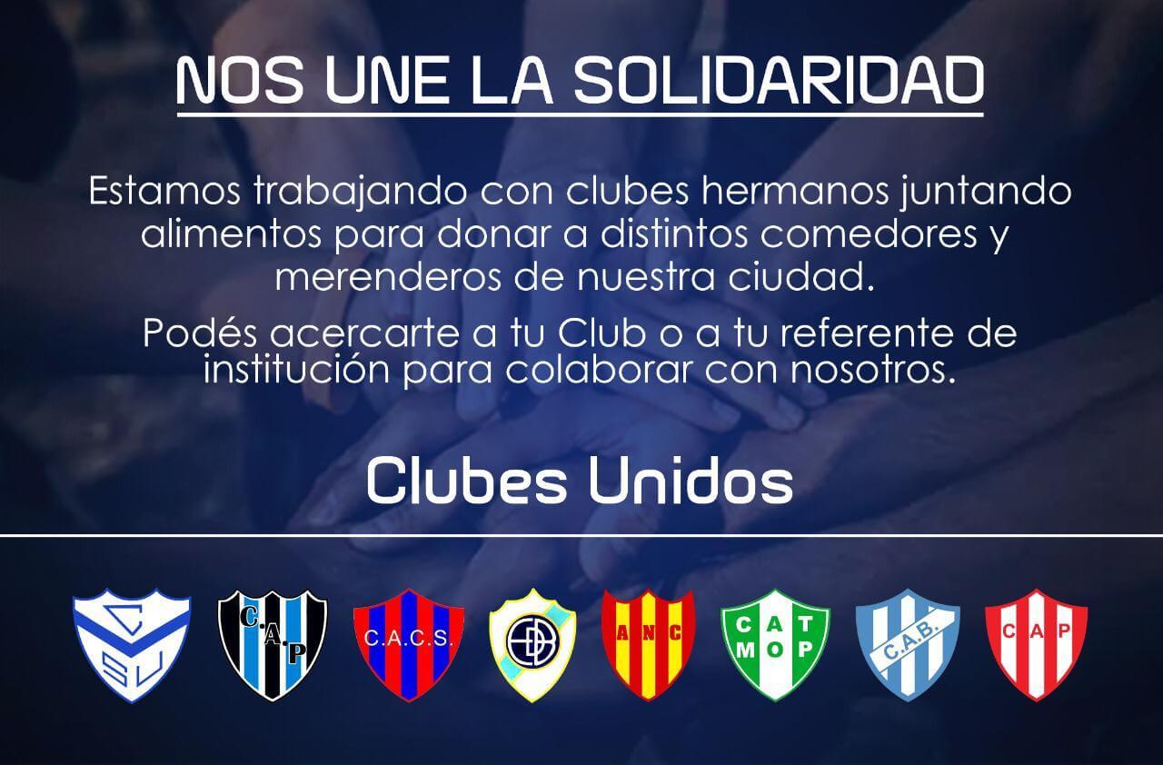 Clubes de Paraná unidos