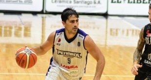 Juan Cantero: «Jugar en el exterior me ayudó a seguir»