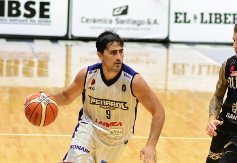 Juan Cantero en Peñarol