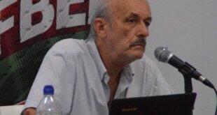 Carlos Álvarez habló tras renunciar a la FBER