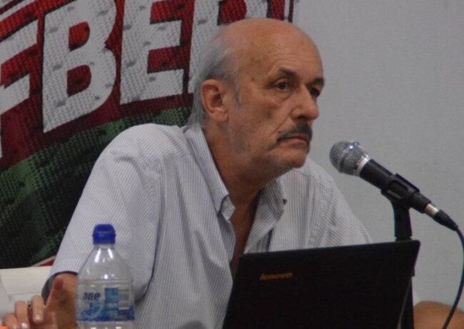 Carlos Álvarez presentó renuncia a FBER