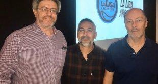 Svetliza dejó de ser el Director Deportivo de la Liga Argentina