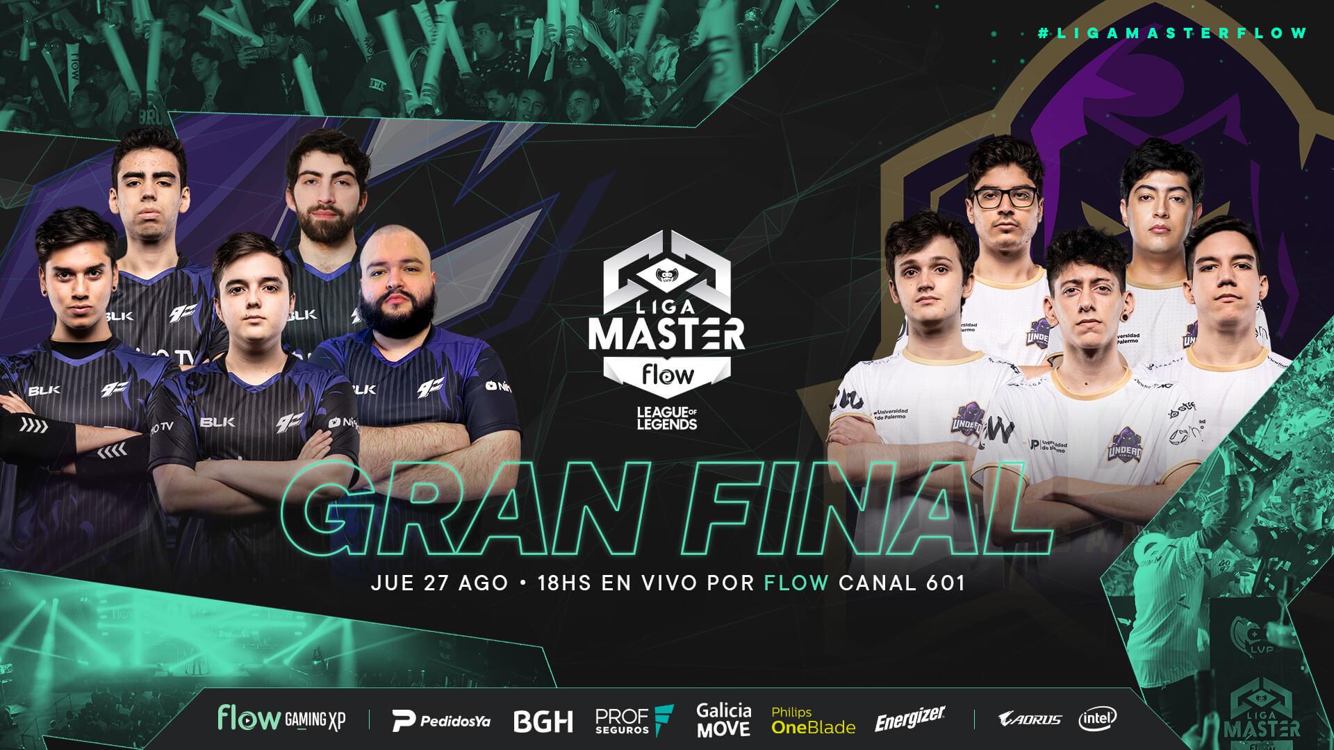 Final Liga Master Flow