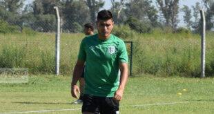 Juan Capurro: «Venía esperando esta oportunidad»