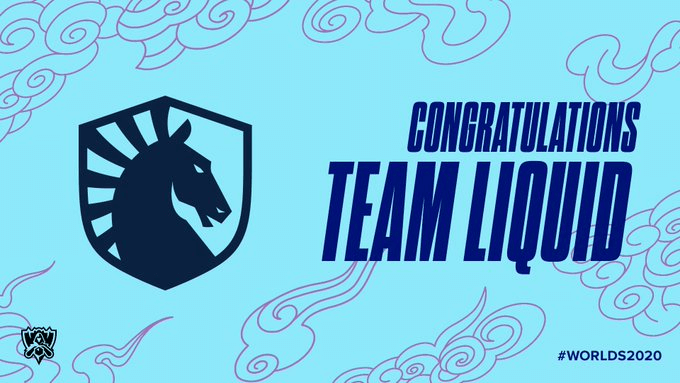 Team Liquid Worlds2020