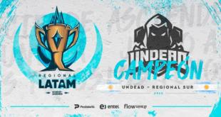 Undead Regional Sur