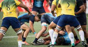 Segunda victoria de Argentina XV