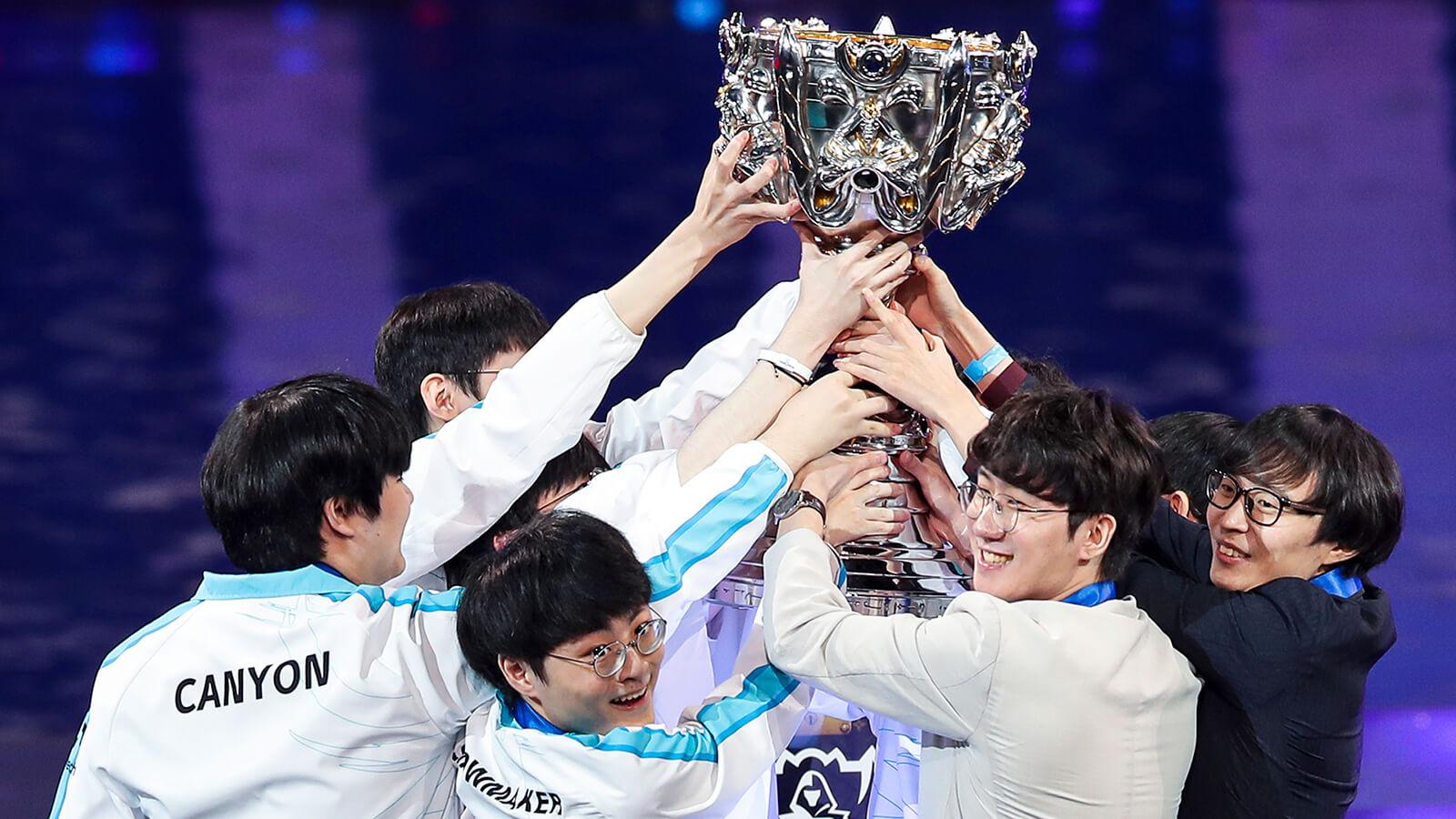 Damwon Worlds 2020