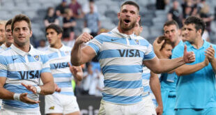 Hazaña de los Pumas ante los All Blacks