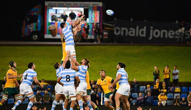 En el segundo partido que disputaron losPumas por elTri Nations, igualaron con el local, Australia 15-15. El concordiense Marcos Kremer fue titular en el XV argentino. El próximo sábado el rival será Nueva Zelanda.