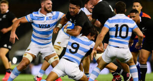 Los All Blacks tomaron revancha