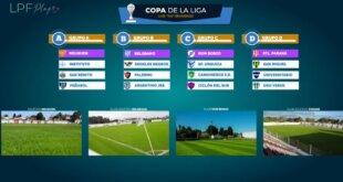 Se sortearon los grupos de la Copa de la Liga Paranaense