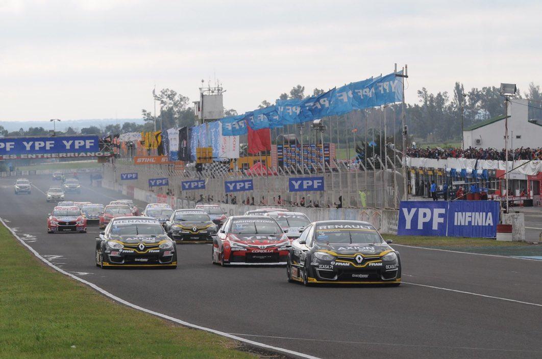 La actividad del automovilismo entrerriano ya tiene fecha de comienzo; será el 20 y 21 de marzo en Paraná con todas sus categorías.