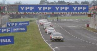 El Club Volantes Entrerrianos concentrará la actividad automovilística en la capital provincial desde el día viernes 15. Con las categorías TRV6, Top Race Series, Top Race Junior, TC2000, Fórmula Renault 2.0 y STC2000 vuelve el ruido de pista a Paraná.