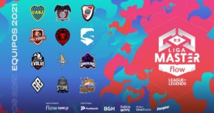 Liga Master Flow 2021