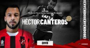 Héctor Canteros es nuevo jugador de Patronato