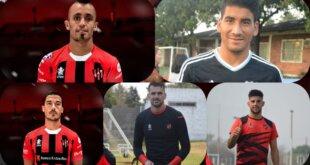Cinco jugadores de Patronato no seguirán