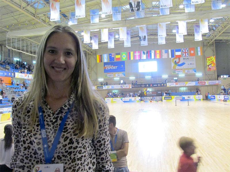 Este viernes el mundo del patín y el deporte entrerriano sufrió la partida de la emblemática patinadora y entrenadora Carolina Pacher.